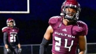 A High School Football Player Was Killed While Shielding Three Girls From Gunshots