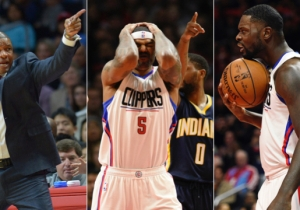 The Clippers Reportedly Put Lance Stephenson And Josh Smith On The Trading Block Recently