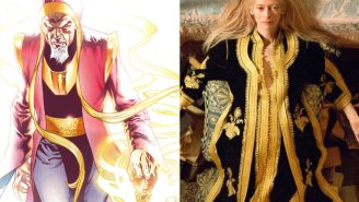 Marvel tries to explain away their whitewashing of 'Doctor Strange' Ancient One