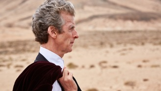 Peter Capaldi Doesn't Think The BBC Cares About 'Doctor Who' As Much As It Should