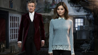 'Doctor Who' Doesn't Want A Male Companion To Steal All The Action