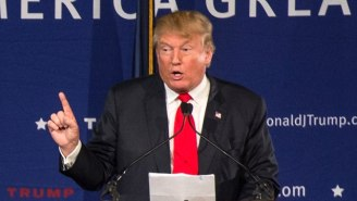 Donald Trump Says He Has Muslim 'Friends' Who Support His Call For Banning Muslims In The U.S.