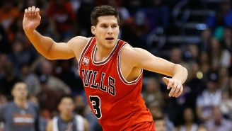 Doug McDermott Tells Us Why He Wants To Take On Steph Curry And Klay Thompson