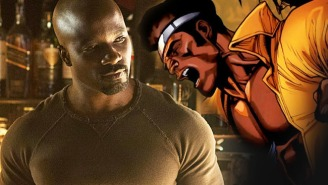 'Luke Cage' Star Mike Colter Talks Origins And The 'Soul' Of Marvel's Next Netflix Series