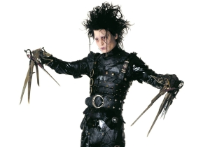 25 years ago today: Tim Burton's 'Edward Scissorhands' opened in theaters
