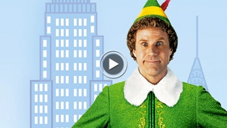 How Will Ferrell Invaded Real NYC Locations To Film 'Elf'