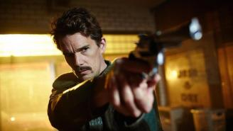 Ethan Hawke Is The Latest Big Star To Join Luc Besson's 'Valerian'