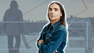 Zahn McClarnon On 'Fargo' And Whether Or Not His Character, Hanzee, Is An Alien