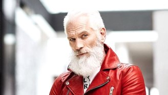 Let's See Why Ladies Of The Internet Are Going Wild Over Fashion Santa