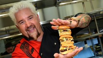Guy Fieri Concedes That He Doesn't Like All The Food In Flavortown