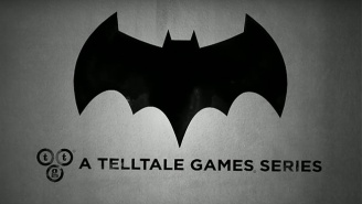 Telltale Games Is Working On A Moody-Looking Batman Title For 2016