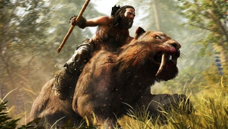 The Fangs And Fur Fly In The Latest Trailer For The Prehistoric 'Far Cry Primal'