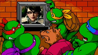 The Makers Of 'Bayonetta' And 'Transformers: Devastation' Are Working On A 'Teenage Mutant Ninja Turtles' Game