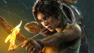 Lara Croft Goes Witch Hunting In Trippy New 'Rise Of The Tomb Raider' DLC