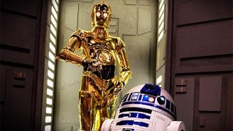 NASA Broke Down Which 'Star Wars' Droids Could Be Built Today, And If They'd Take Them To Space