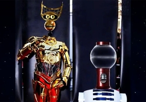 Watch MST3K's Crow And Tom Servo Nail Their Auditions For 'Star Wars: The Force Awakens'