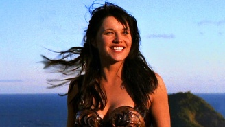 The 'Xena' Reboot Has A Writer And NBC Has Conditions For A Possible Lucy Lawless Return
