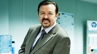Ricky Gervais Shares A First Look At David Brent In The New 'Office' Spin-Off