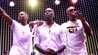 Tyrese Announces TGT's Breakup To The Surprise Of One Member