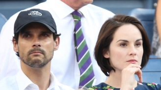 'Downton Abbey' Star Michelle Dockery's Fiancé Has Passed Away