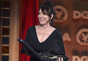 Katey Sagal Will Play Jake's Mom On This Season Of 'Brooklyn Nine-Nine'