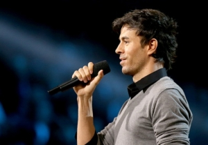 Sri Lankan President: Enrique Iglesias Concert Promoters 'Should Be Whipped With A Poisonous Stingray Tail'