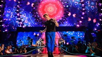 Coldplay Are Performing At Super Bowl 50's Halftime Show With A Possible Beyoncé Guest Spot