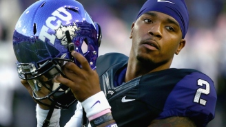 TCU Quarterback Trevone Boykin Was Arrested For Allegedly Punching A Police Officer