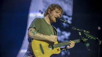 Ed Sheeran Wants To Play Stadiums, But Settles For Arenas On His Upcoming ÷ Tour