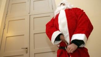 Meet Some Way Too 'Jolly' Kris Kringles In This Drunk Santa Supercut