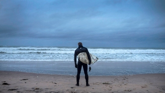 Pictures Of This Surfer Braving Storm Desmond Will Inspire You To Take More Risks