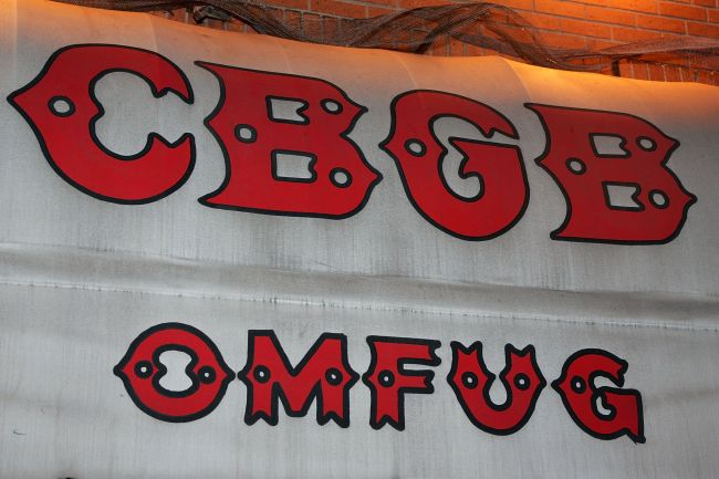 CBGB's Final Farewell With Patti Smith