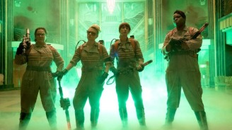 Here's Your First Official Image From The 'Ghostbusters' Reboot
