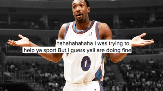 Gilbert Arenas Doubles Down On His Sexist Comments About The WNBA