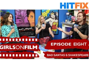 Girls On Film Podcast No. 8. – Scary Santas & Shakespeare