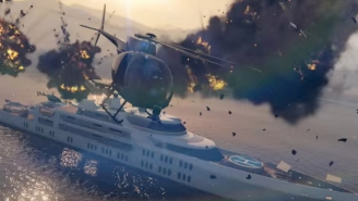 Become A Boss In 'GTA V's Executives And Other Criminals Update