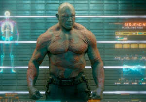 Everything You Wanted To Know About Drax's Tats Can Be Found In This Deleted Scene
