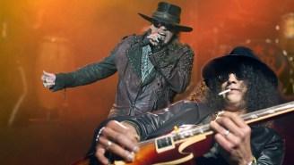 Will A Guns N' Roses Reunion Take Place At Coachella 2016?