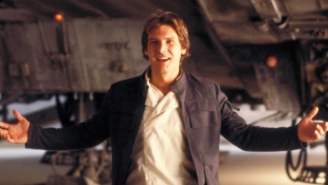 Harrison Ford Delighted 'Star Wars: The Force Awakens' Fans With A Covert Theater Screening