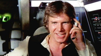 The Han Solo Movie Begins Filming With A Punny Working Title