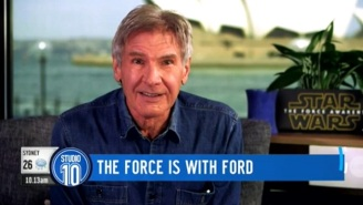 Harrison Ford Slams Donald Trump For Thinking 'Air Force One' Was Real