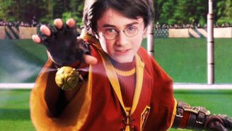 Need More Magic In Your Drinking Games? Try Quidditch Pong