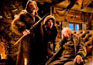 Quentin Tarantino's 'The Hateful Eight' Leads This Week's Home Video Releases