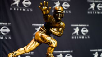 There Are Three Great Heisman Finalists This Year, But A Lot Of People Are Unhappy