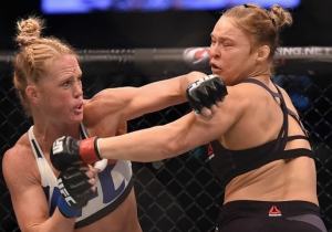 Holly Holm Will Fight For The New UFC Women's 145 Pound Belt … But Not Against Cris Cyborg