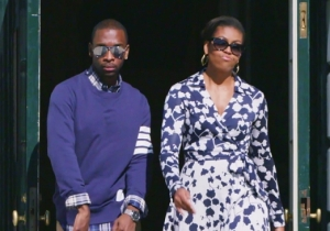 Michelle Obama And Jay Pharoah Drop Some Educated Bars In 'Go To College'