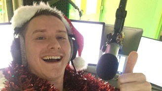 This Austrian Radio Host Loves Wham's 'Last Christmas' More Than Anyone Else