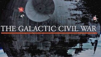 'Star Wars' Gets The Ken Burns Treatment In This Awesome Look At The Galactic Civil War