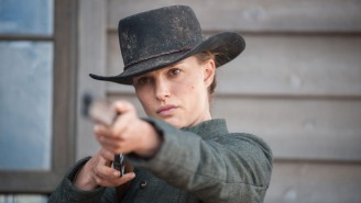 Calamity 'Jane': Why You Haven't Heard Anything About Natalie Portman's New Western