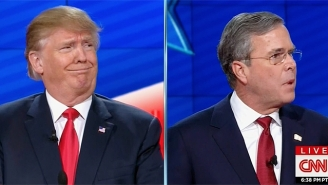 Jeb Bush Came Back From The Dead To Kind Of Destroy Donald Trump Tonight